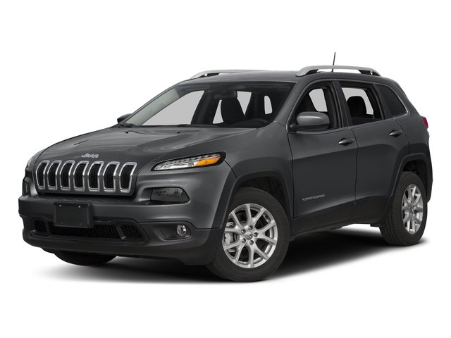 2018 Jeep Cherokee Latitude Tech Connect Latitude Tech Connect 4x4 Regular Unleaded I-4 2.4 L/144 [14]