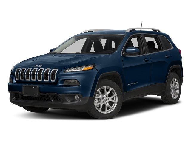 2018 Jeep Cherokee Latitude Plus Latitude Plus FWD Regular Unleaded I-4 2.4 L/144 [7]
