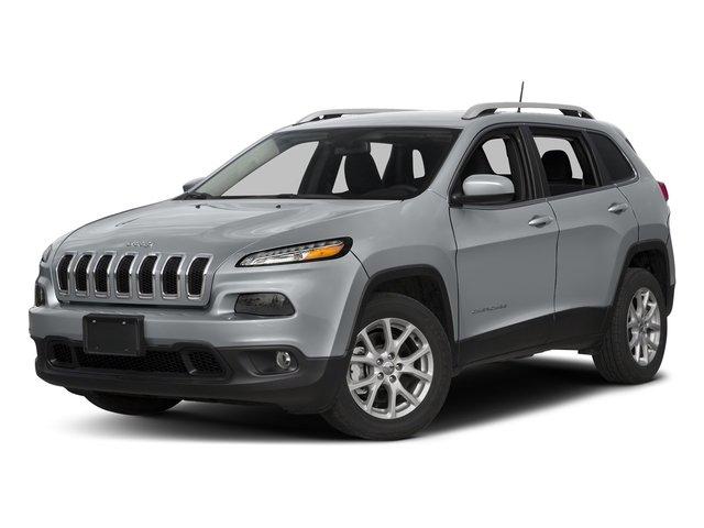 2018 Jeep Cherokee Latitude Plus Latitude Plus FWD Regular Unleaded I-4 2.4 L/144 [0]