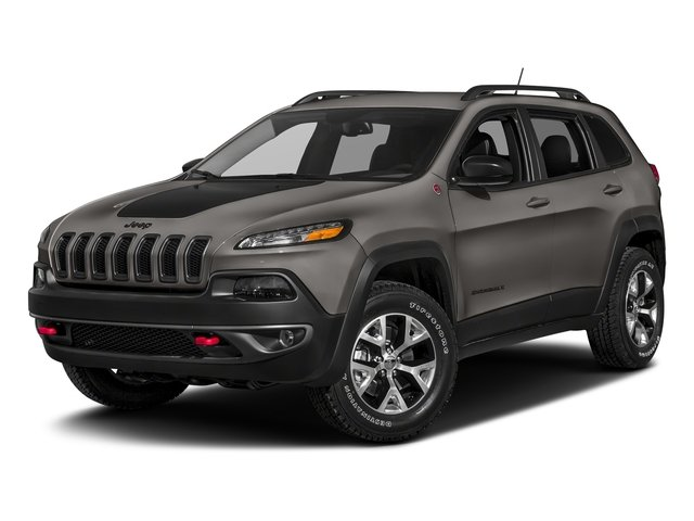 2018 Jeep Cherokee Trailhawk Trailhawk 4x4 Regular Unleaded V-6 3.2 L/198 [1]
