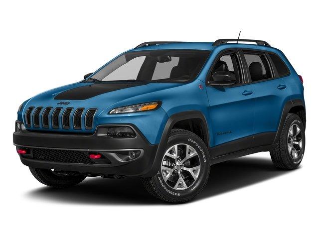 2018 Jeep Cherokee Trailhawk Trailhawk 4x4 Regular Unleaded V-6 3.2 L/198 [11]