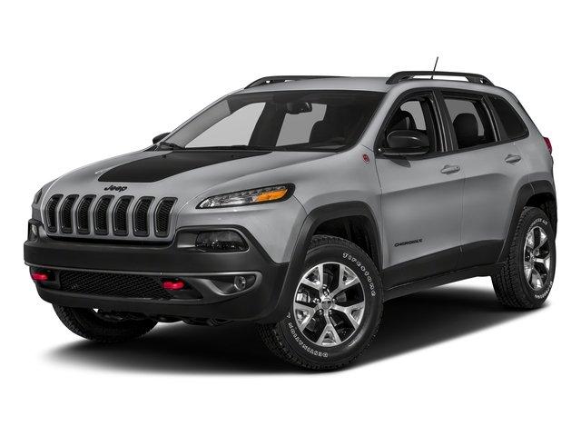 2018 Jeep Cherokee Trailhawk Trailhawk 4x4 Regular Unleaded I-4 2.4 L/144 [33]