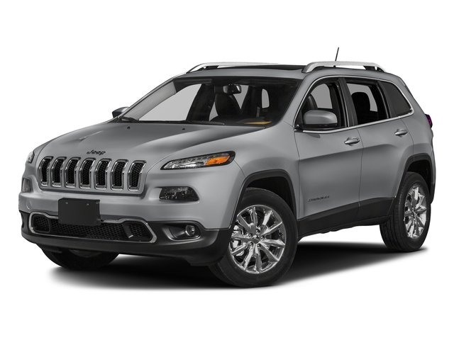 2018 Jeep Cherokee Limited Limited 4x4 Regular Unleaded I-4 2.4 L/144 [1]