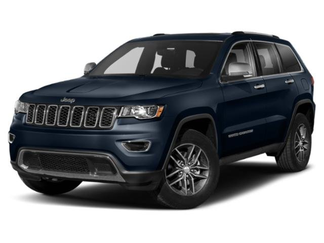 2018 Jeep Grand Cherokee Sterling Edition Sterling Edition 4x4 *Ltd Avail* Regular Unleaded V-8 5.7 L/345 [1]