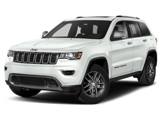 2018 Jeep Grand Cherokee Limited Limited 4x4 Regular Unleaded V-6 3.6 L/220 [18]