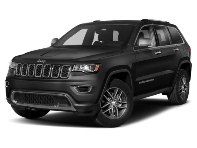 2018 Jeep Grand Cherokee Limited Limited 4x4 Regular Unleaded V-6 3.6 L/220 [2]