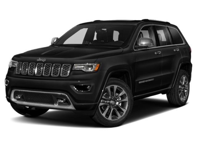 2018 Jeep Grand Cherokee Overland Overland 4x2 Regular Unleaded V-6 3.6 L/220 [3]