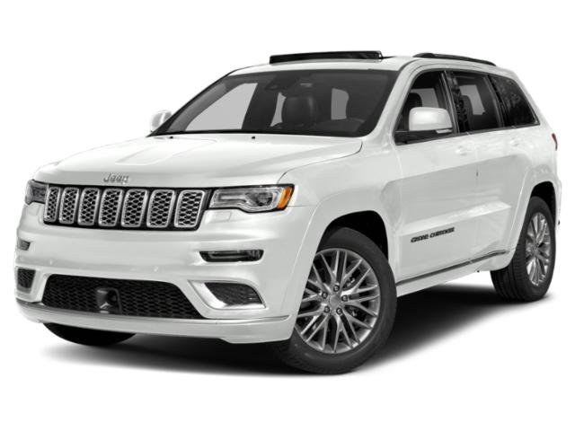 2018 Jeep Grand Cherokee Summit Summit 4x4 Regular Unleaded V-6 3.6 L/220 [16]