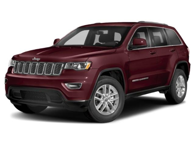 2018 Jeep Grand Cherokee Altitude Altitude 4x2 *Ltd Avail* Regular Unleaded V-6 3.6 L/220 [3]