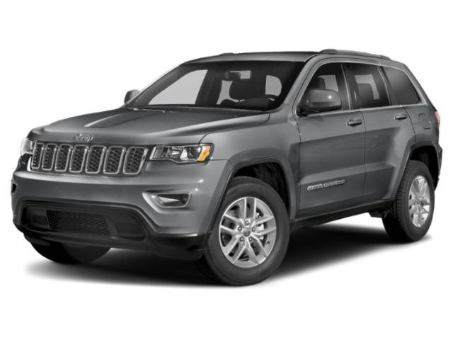 2018 Jeep Grand Cherokee Laredo E Laredo E 4x4 *Ltd Avail* Regular Unleaded V-6 3.6 L/220 [10]