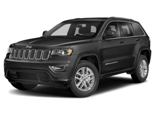 2018 Jeep Grand Cherokee Laredo E Laredo E 4x2 *Ltd Avail* Regular Unleaded V-6 3.6 L/220 [9]