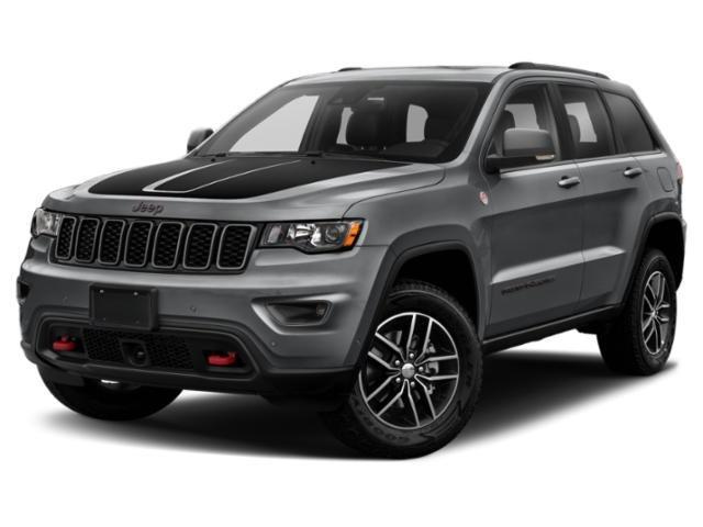 2018 Jeep Grand Cherokee Trailhawk Trailhawk 4x4 *Ltd Avail* Regular Unleaded V-6 3.6 L/220 [1]