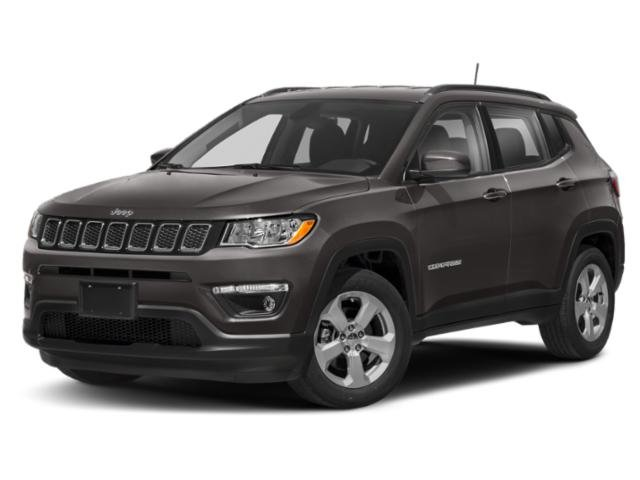 2018 Jeep Compass Latitude Latitude 4x4 Regular Unleaded I-4 2.4 L/144 [4]