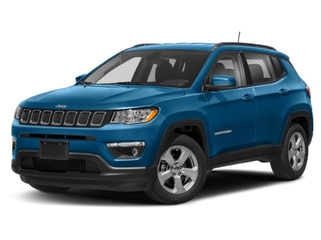 2018 Jeep Compass Latitude Latitude 4x4 Regular Unleaded I-4 2.4 L/144 [16]
