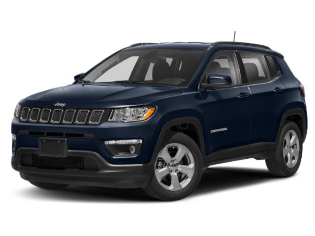 2018 Jeep Compass Latitude Latitude 4x4 Regular Unleaded I-4 2.4 L/144 [2]