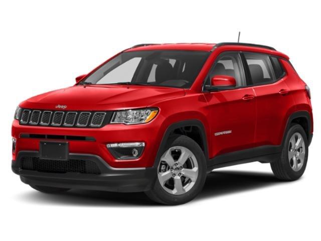 2018 Jeep Compass Sport Sport FWD Regular Unleaded I-4 2.4 L/144 [0]