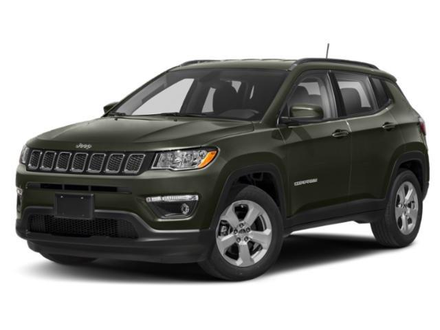2018 Jeep Compass Sport Sport FWD Regular Unleaded I-4 2.4 L/144 [6]