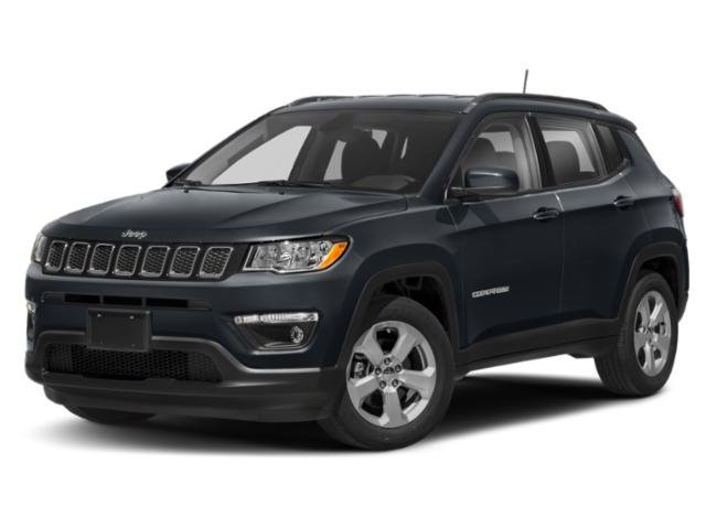 2018 Jeep Compass Limited Limited FWD Regular Unleaded I-4 2.4 L/144 [14]