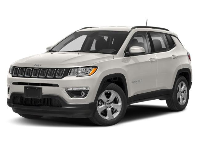 2018 Jeep Compass Latitude Latitude FWD Regular Unleaded I-4 2.4 L/144 [0]