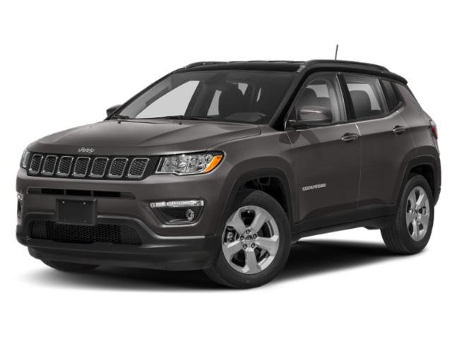 2018 Jeep Compass Latitude Latitude FWD Regular Unleaded I-4 2.4 L/144 [12]