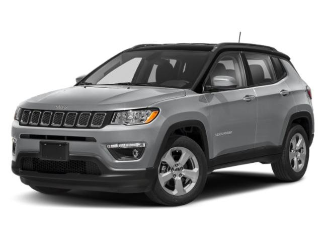 2018 Jeep Compass Latitude Latitude 4x4 Regular Unleaded I-4 2.4 L/144 [7]