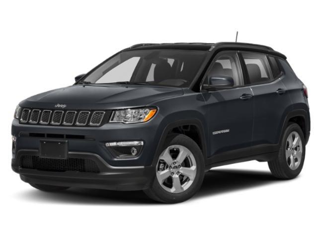 2018 Jeep Compass Limited Limited 4x4 Regular Unleaded I-4 2.4 L/144 [1]