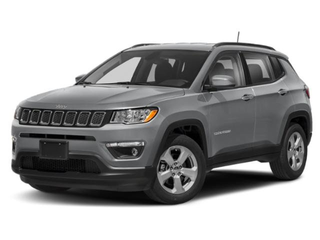 2018 Jeep Compass Latitude with Sun/Wheel Pkg