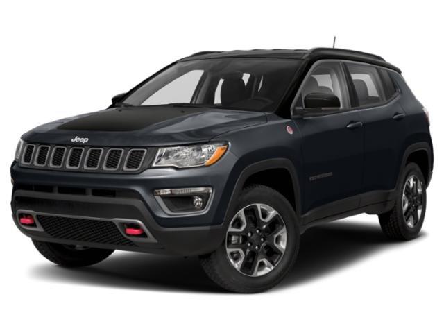 2018 Jeep Compass Trailhawk Trailhawk 4x4 Regular Unleaded I-4 2.4 L/144 [5]