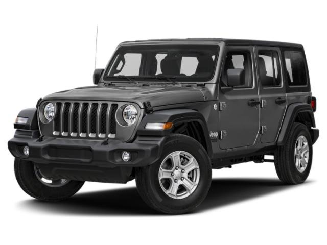 2018 Jeep Wrangler Unlimited Sport Sport 4x4 Intercooled Turbo Premium Unleaded I-4 2.0 L/122 [3]