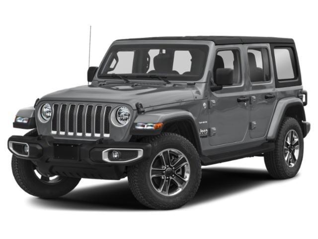 2018 Jeep Wrangler Unlimited Sahara Sahara 4x4 Regular Unleaded V-6 3.6 L/220 [16]