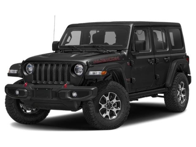 2018 Jeep Wrangler Unlimited Rubicon Rubicon 4x4 Regular Unleaded V-6 3.6 L/220 [10]