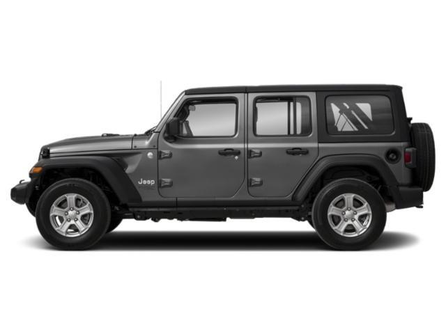 2018 Jeep Wrangler Unlimited Sport photo