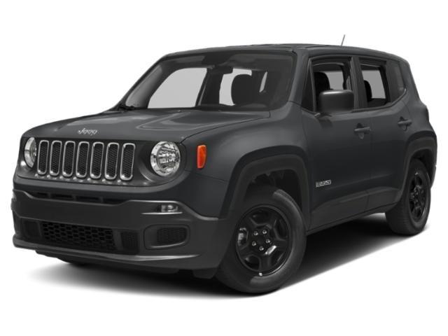 2018 Jeep Renegade Altitude Altitude FWD Regular Unleaded I-4 2.4 L/144 [10]