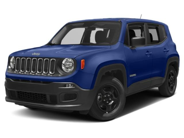 2018 Jeep Renegade Latitude Latitude FWD Regular Unleaded I-4 2.4 L/144 [3]