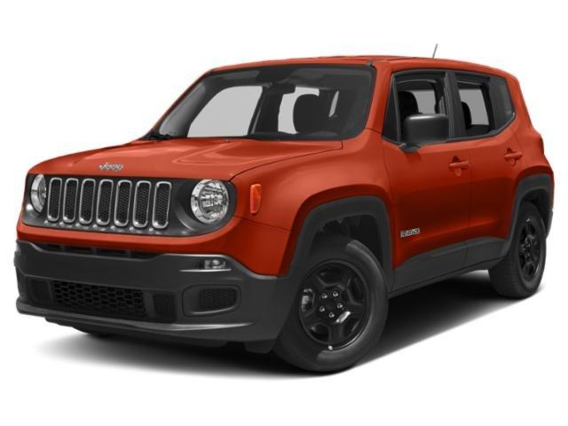 2018 Jeep Renegade Latitude Latitude FWD Regular Unleaded I-4 2.4 L/144 [17]