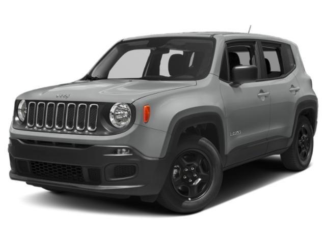 2018 Jeep Renegade Sport Sport 4x4 Regular Unleaded I-4 2.4 L/144 [3]