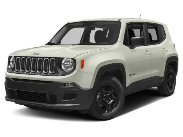 2018 Jeep Renegade Altitude Altitude 4x4 Regular Unleaded I-4 2.4 L/144 [18]