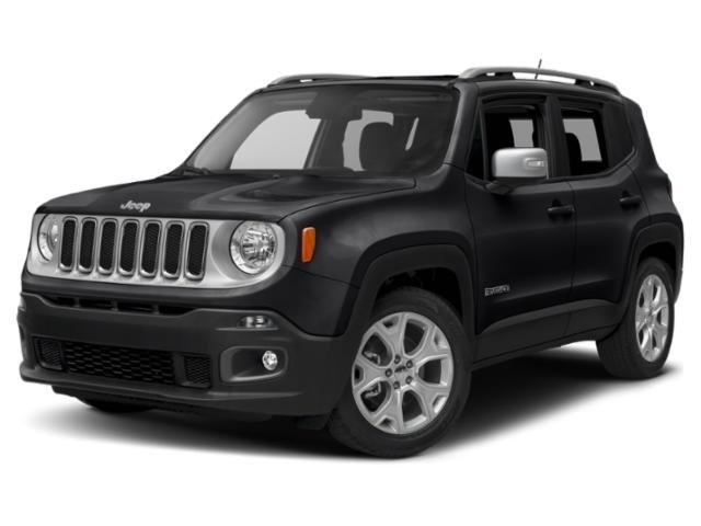 2018 Jeep Renegade Limited Limited 4x4 Regular Unleaded I-4 2.4 L/144 [0]