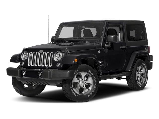 2018 Jeep Wrangler JK Sahara Sahara 4x4 Regular Unleaded V-6 3.6 L/220 [15]
