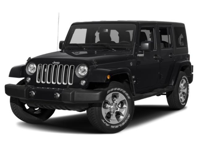 2018 Jeep Wrangler JK Unlimited Sahara Sahara 4x4 Regular Unleaded V-6 3.6 L/220 [18]