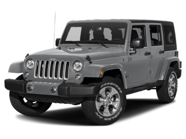 2018 Jeep Wrangler JK Unlimited Sahara Sahara 4x4 Regular Unleaded V-6 3.6 L/220 [7]