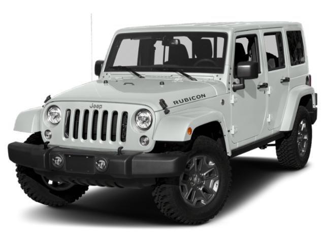 2018 Jeep Wrangler JK Unlimited Rubicon Rubicon 4x4 Regular Unleaded V-6 3.6 L/220 [7]