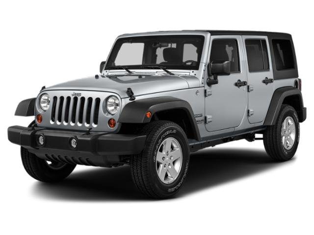 2018 Jeep Wrangler JK Unlimited Sport S Sport S 4x4 Regular Unleaded V-6 3.6 L/220 [3]