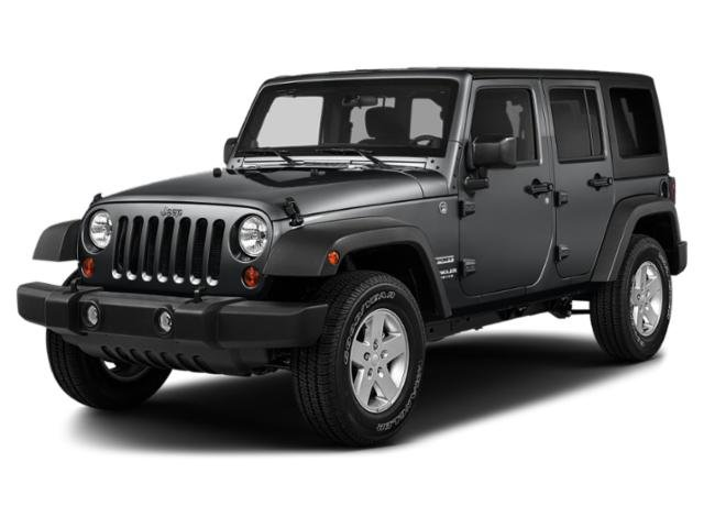 2018 Jeep Wrangler JK Unlimited Sport S Sport S 4x4 Regular Unleaded V-6 3.6 L/220 [2]