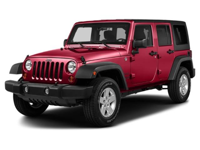 2018 Jeep Wrangler JK Unlimited Sport S Sport S 4x4 Regular Unleaded V-6 3.6 L/220 [7]