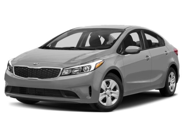 2018 Kia Forte LX LX Auto Regular Unleaded I-4 2.0 L/122 [1]