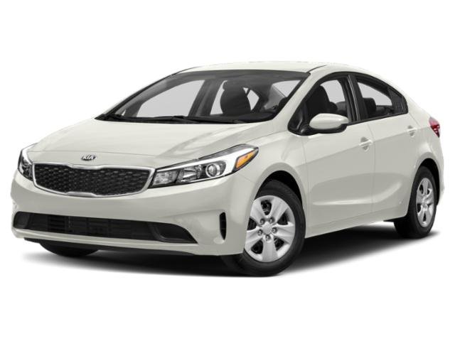 2018 Kia Forte LX LX Auto Regular Unleaded I-4 2.0 L/122 [4]