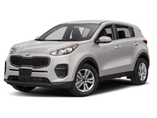 2018 Kia Sportage LX LX FWD Regular Unleaded I-4 2.4 L/144 [16]