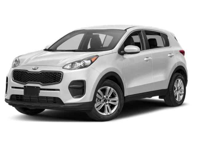 2018 Kia Sportage LX LX FWD Regular Unleaded I-4 2.4 L/144 [2]