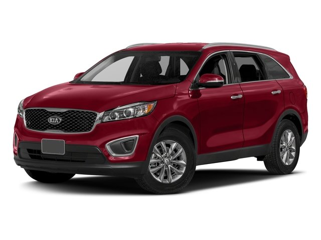 2018 Kia Sorento LX LX FWD Regular Unleaded I-4 2.4 L/144 [5]